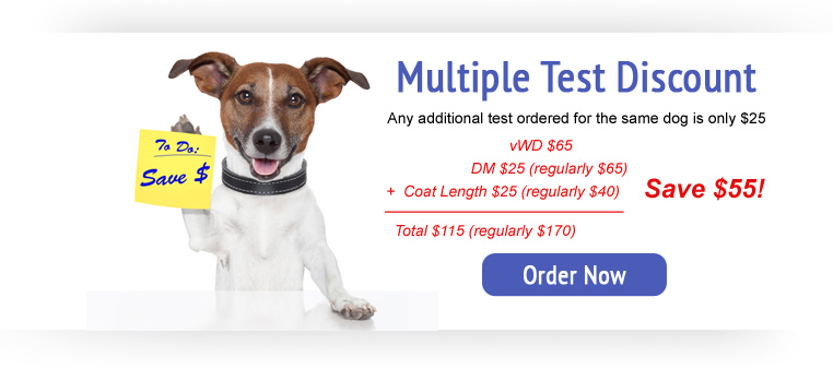 Multiple Test Discount